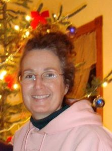 Chaplain Lisa Marie Teubel